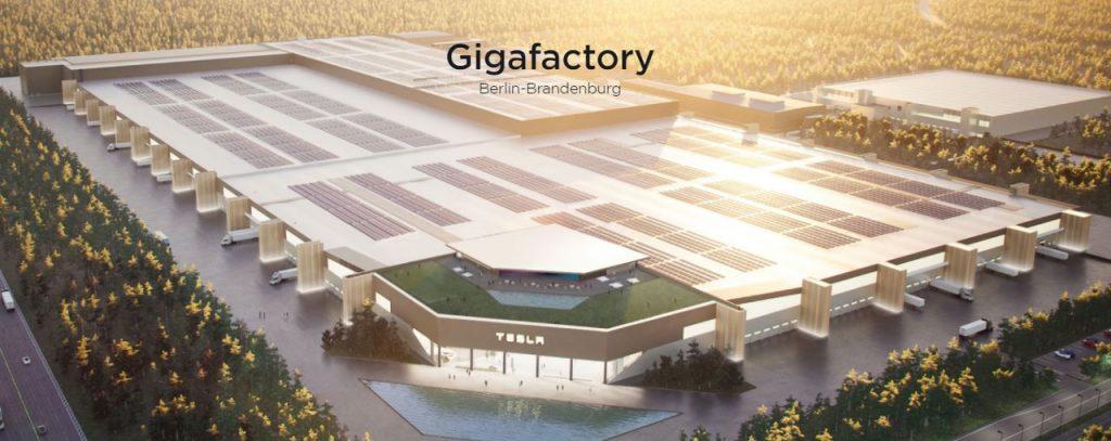 Gigafactory Berlin-Brandenburg
